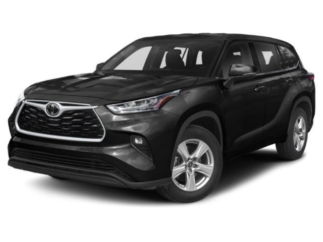 2021 Toyota Highlander LE [5]