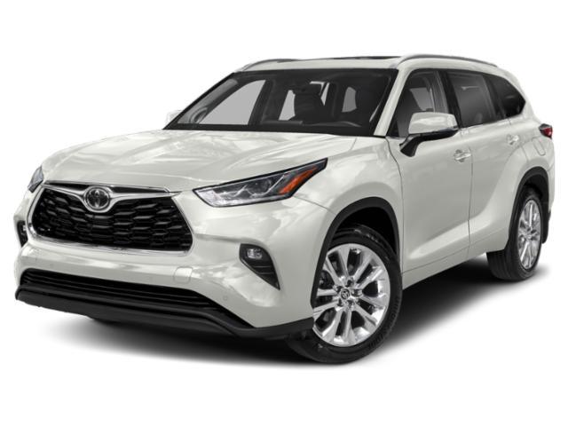 2021 Toyota Highlander Limited [3]