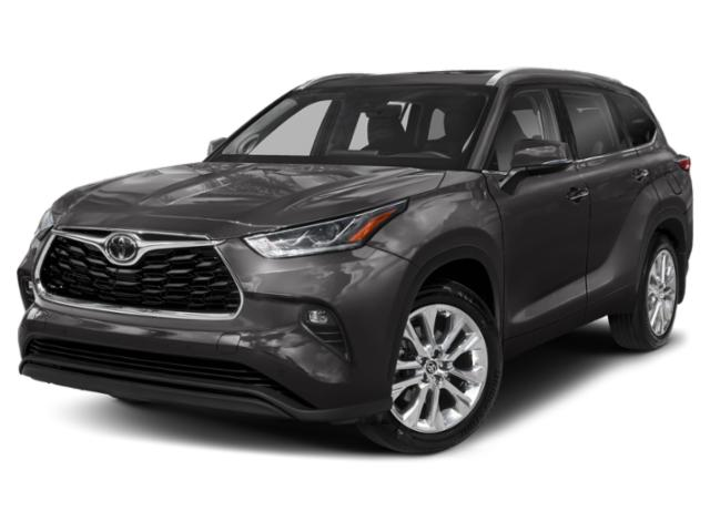 2021 Toyota Highlander Limited for sale in Sheridan, WY