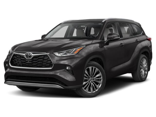 2021 Toyota Highlander Platinum [0]