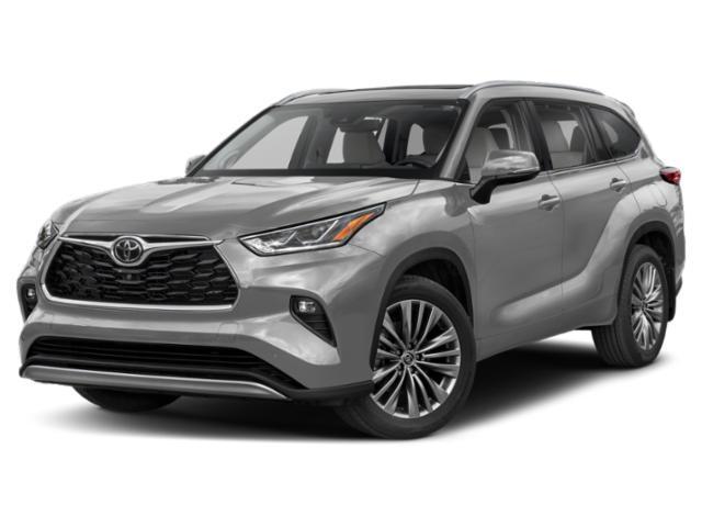 2021 Toyota Highlander Platinum [14]
