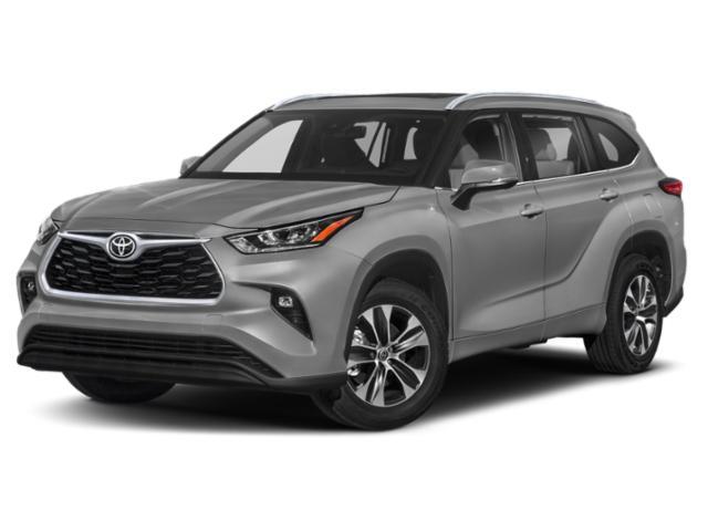 2021 Toyota Highlander XLE [3]