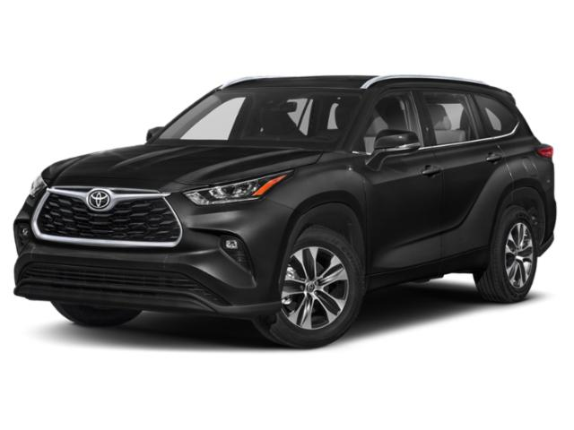 2021 Toyota Highlander XLE [5]