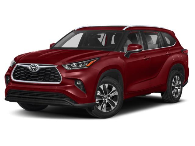 2021 Toyota Highlander XLE [8]