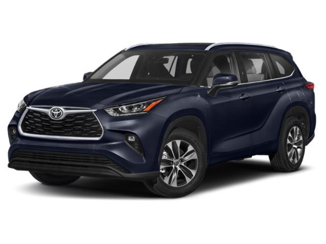 2021 Toyota Highlander XLE [1]