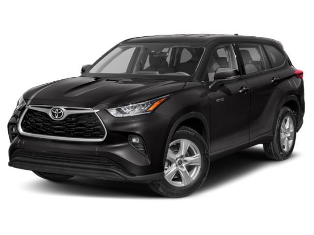 2021 Toyota Highlander Hybrid XLE [10]