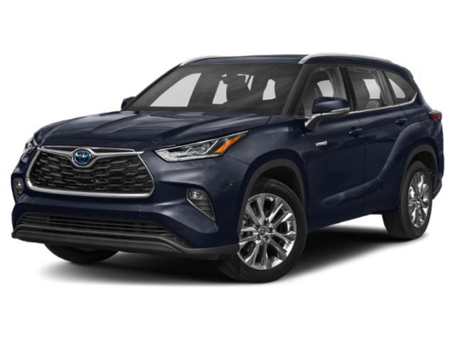 2021 Toyota Highlander Hybrid Limited for sale in Glenwood Springs, CO