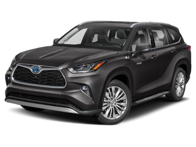 2021 Toyota Highlander Hybrid Platinum for sale in Auburn, WA