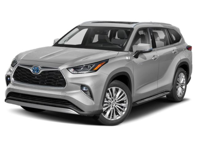 2021 Toyota Highlander Hybrid Platinum for sale in San Antonio, TX
