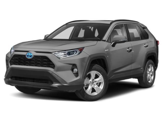 2021 Toyota RAV4 Hybrid XLE Premium for sale in Sheridan, WY