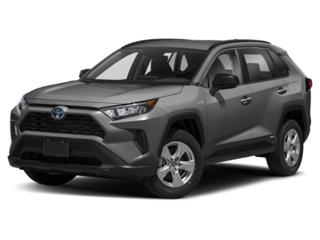 2021 Toyota RAV4 Hybrid XLE Premium for sale in Seattle, WA
