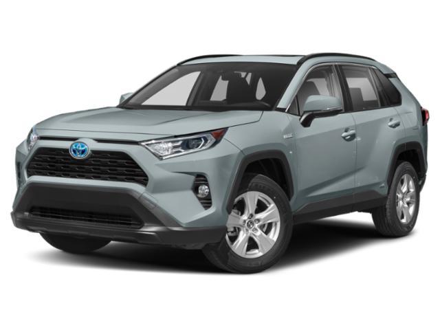 2021 Toyota RAV4 Hybrid XLE Premium for sale in Santa Monica, CA