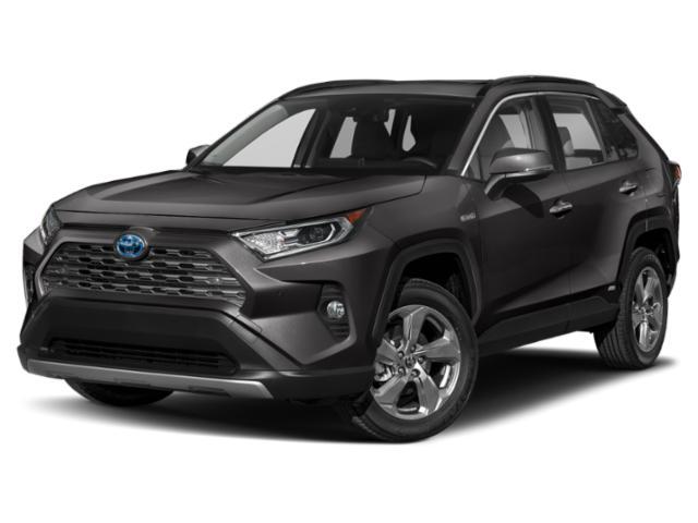 2021 Toyota RAV4 Hybrid Limited for sale in Santa Monica, CA