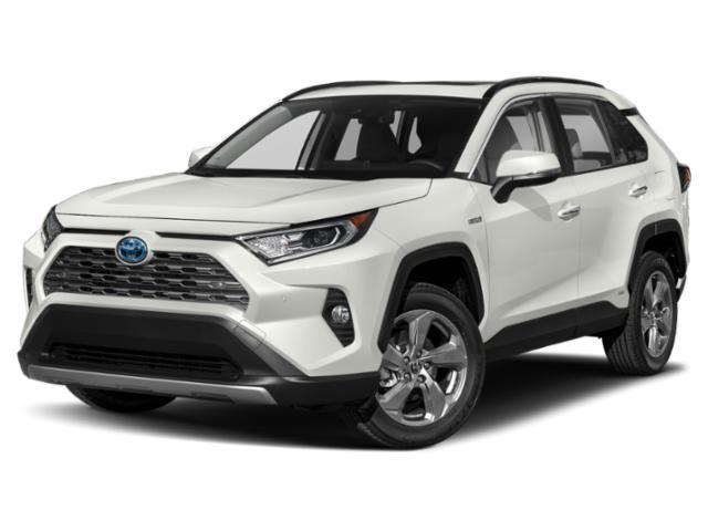 2021 Toyota RAV4 Hybrid Limited [3]