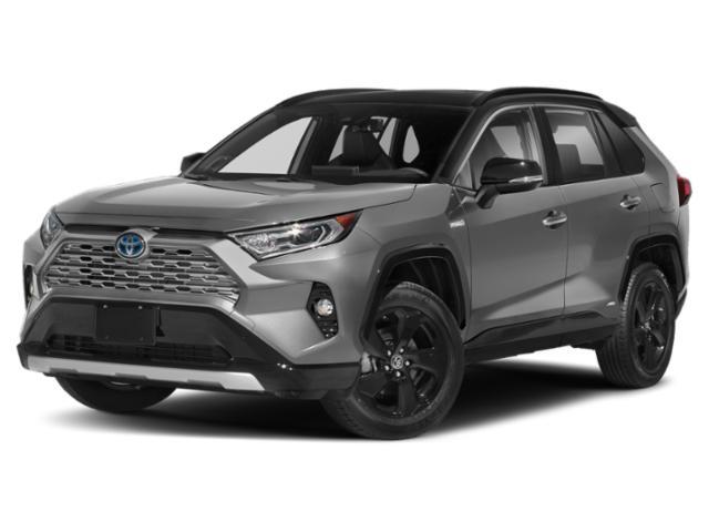 2021 Toyota RAV4 Hybrid XSE for sale in Tacoma, WA