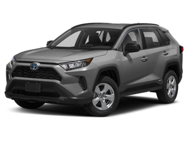 2021 Toyota RAV4 Hybrid LE [9]