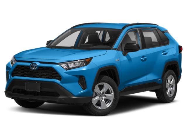 2021 Toyota RAV4 Hybrid LE for sale in Woodbridge, VA