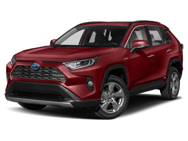 2021 Toyota RAV4 Hybrid Limited for sale in Seattle, WA