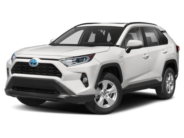 2021 Toyota RAV4 Hybrid XLE for sale in Seattle, WA