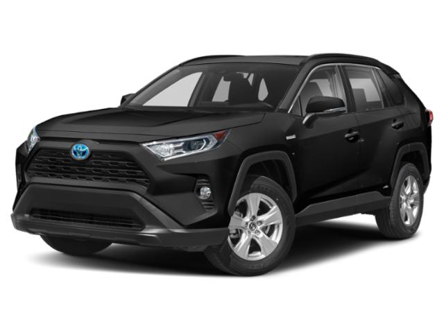 2021 Toyota RAV4 Hybrid XLE for sale in Silver Spring, MD