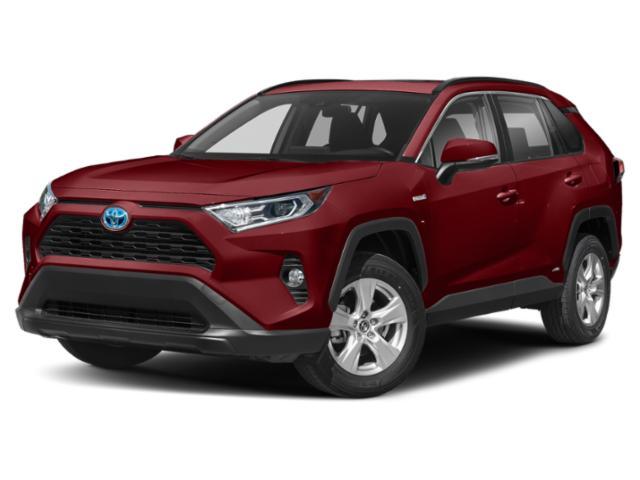 2021 Toyota RAV4 Hybrid XLE for sale in Matthews, NC