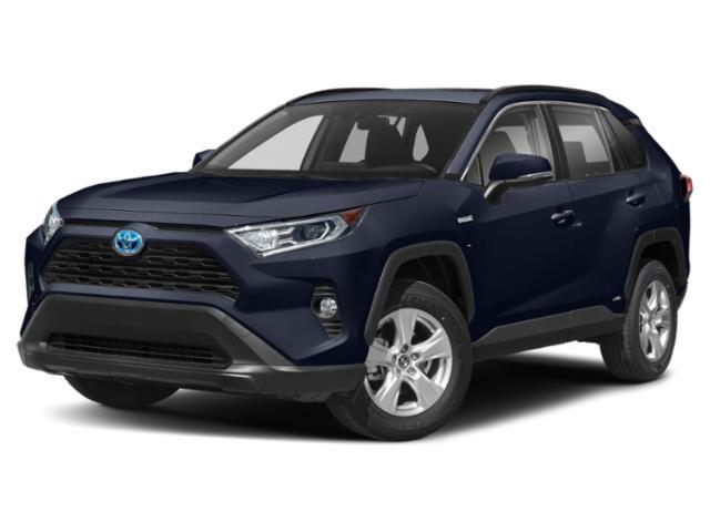 2021 Toyota RAV4 Hybrid XLE [12]