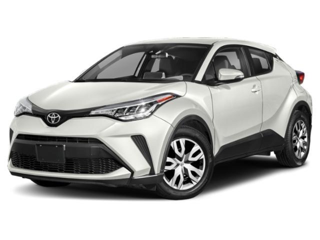 2021 Toyota C-Hr LE [8]