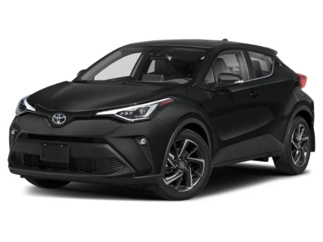 2021 Toyota C-Hr LE [7]