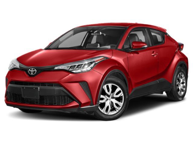 2021 Toyota C-HR XLE [13]