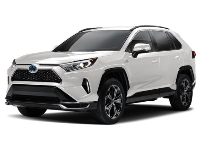 2021 Toyota RAV4 Prime SE [1]