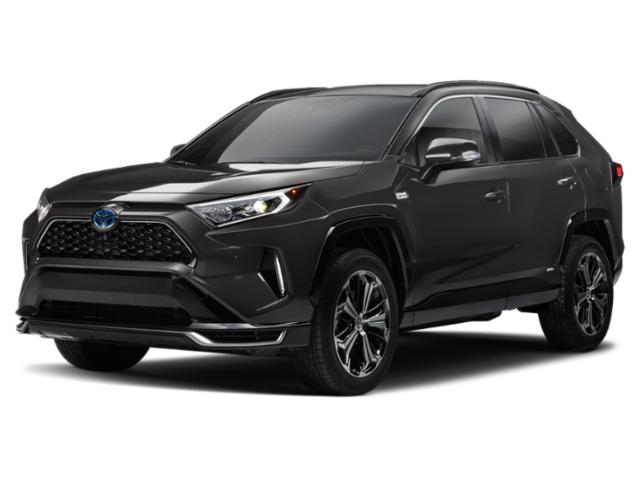 2021 Toyota RAV4 Prime SE [5]