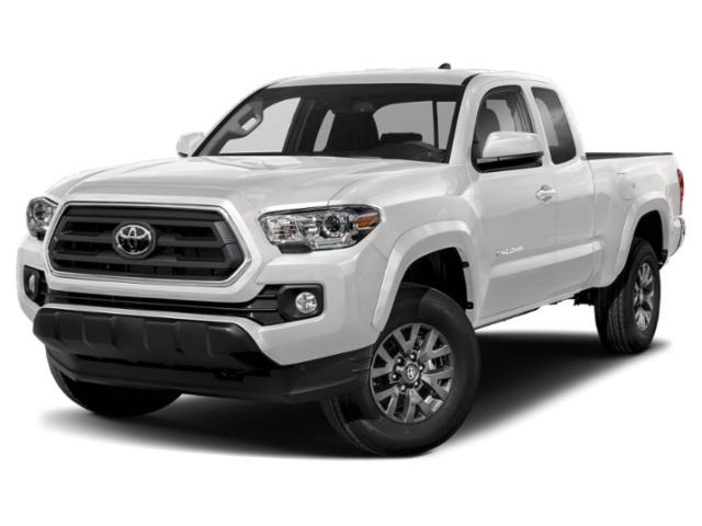 2021 Toyota Tacoma 4WD SR [0]