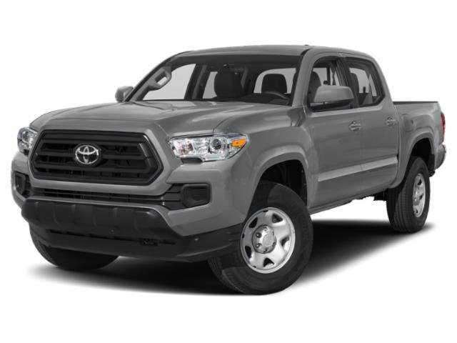 2021 Toyota Tacoma 4Wd TRD Sport [2]