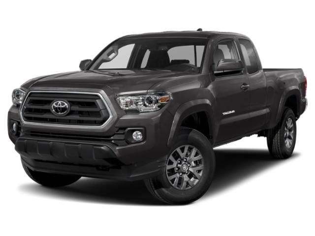 2021 Toyota Tacoma 4Wd SR [1]