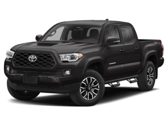 2021 Toyota Tacoma 4Wd TRD Sport [0]