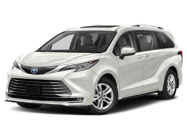 2021 Toyota Sienna XLE [2]