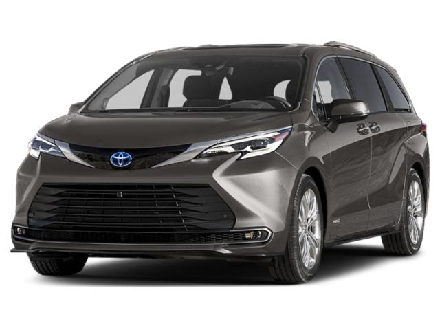 2021 Toyota Sienna LE [2]