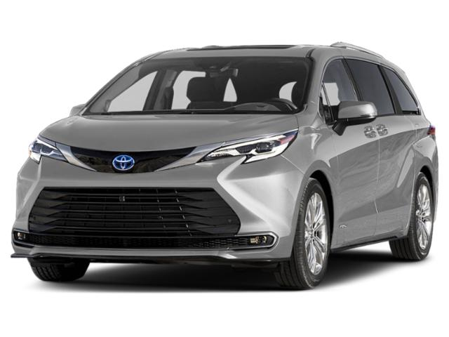 2021 Toyota Sienna LE [1]