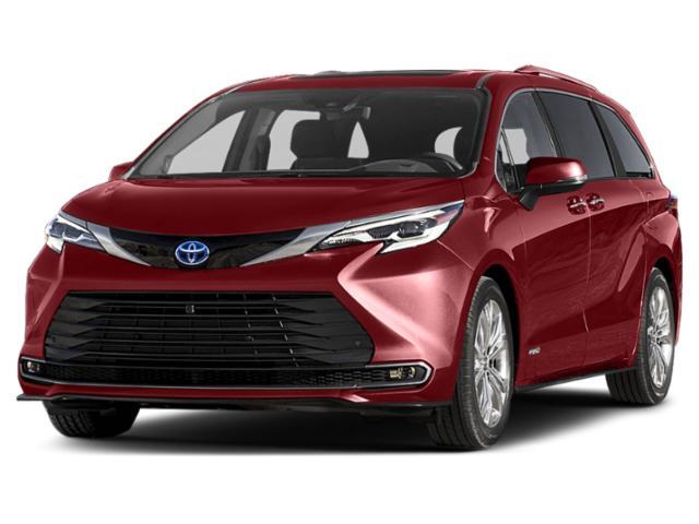2021 Toyota Sienna XLE [9]