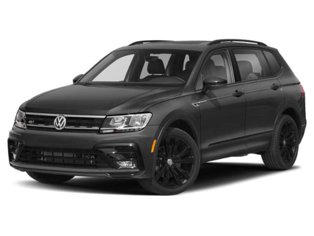 2021 Volkswagen Tiguan SE R-Line Black for sale in Oak Lawn, IL