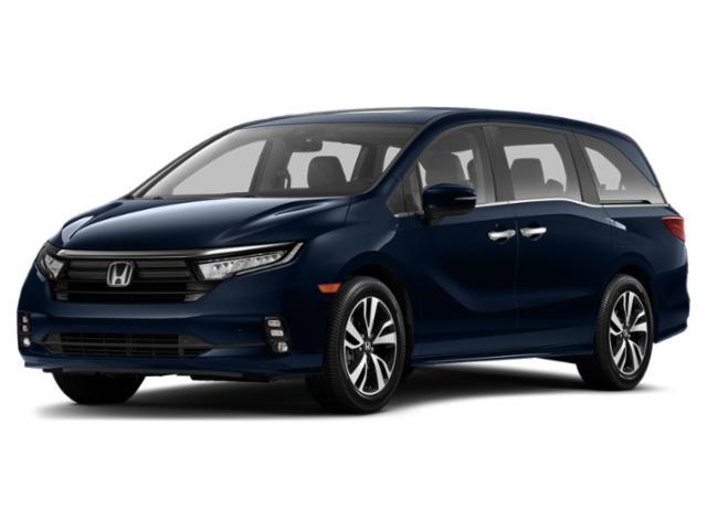 2022 Honda Odyssey Touring for sale in Bartlesville, OK
