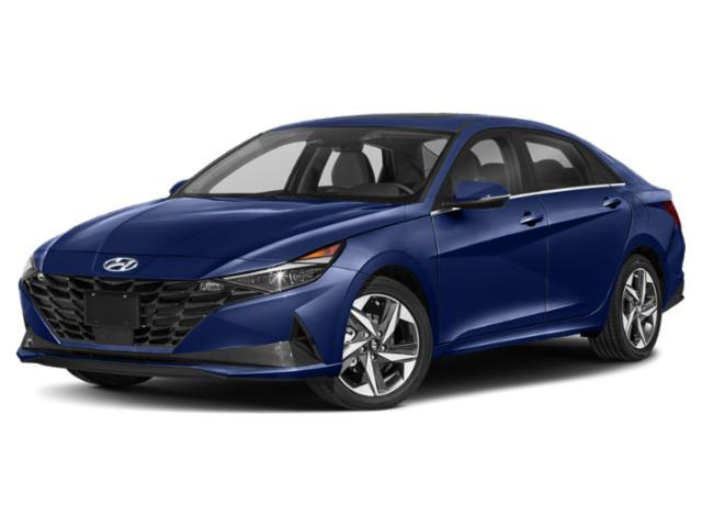 2022 Hyundai Elantra Hybrid Blue for sale in Littleton, CO