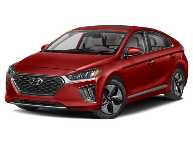 2022 Hyundai Ioniq Hybrid Limited for sale in Houston, TX