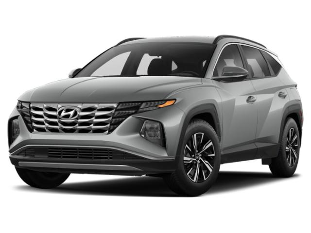 2022 Hyundai Tucson Hybrid Blue for sale in Columbia, CT