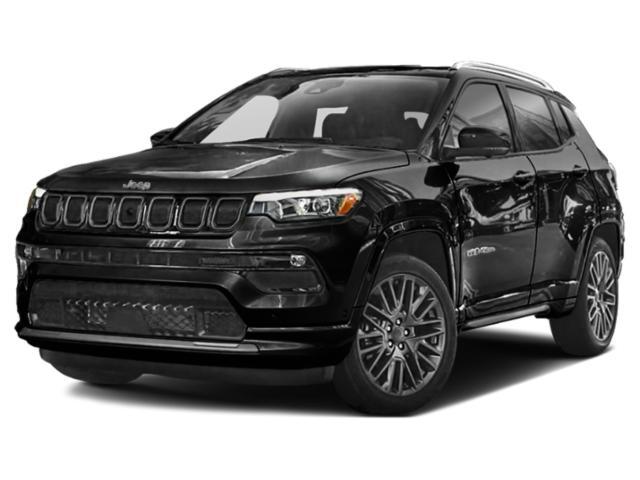 2022 Jeep Compass Trailhawk for sale in North Aurora, IL