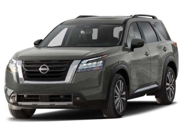 2022 Nissan Pathfinder SL [1]
