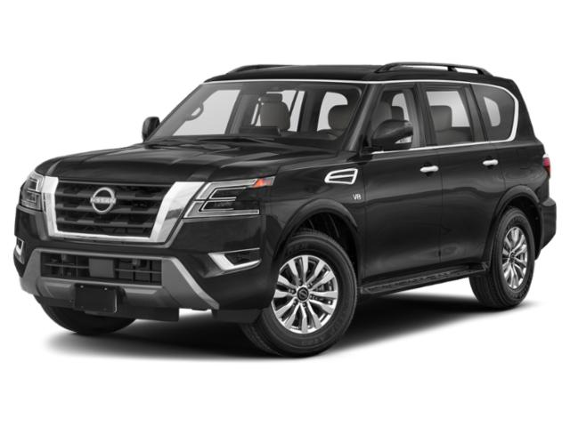 2022 Nissan Armada Platinum [1]