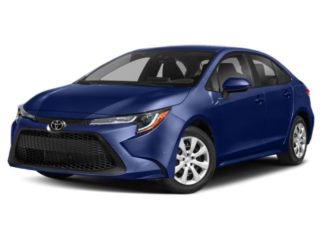 2022 Toyota Corolla LE [0]