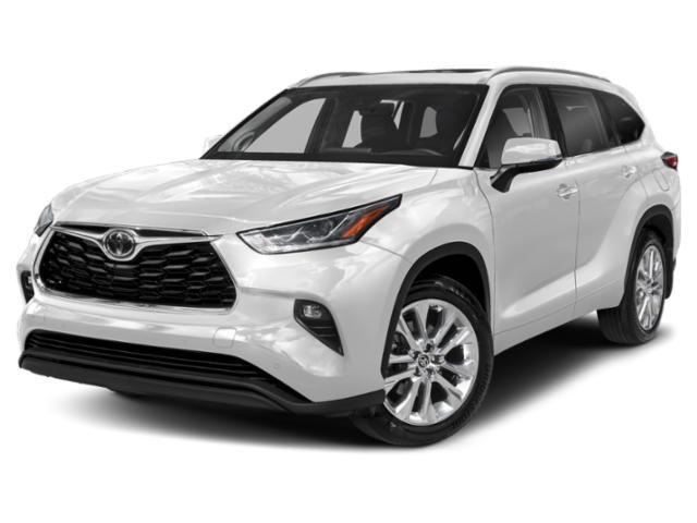 2022 Toyota Highlander Limited for sale in Alexandria, VA