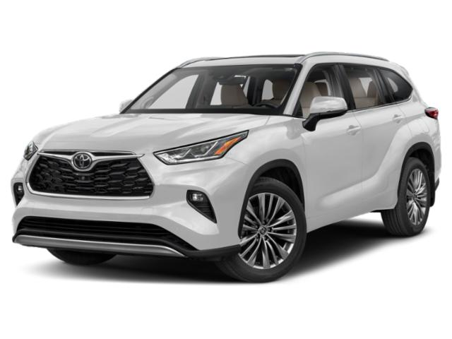 2022 Toyota Highlander Platinum for sale in Leesburg, VA